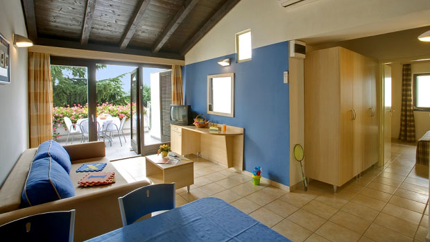 Appartamenti valamar residence diamant for Affitto cabina charlottesville va